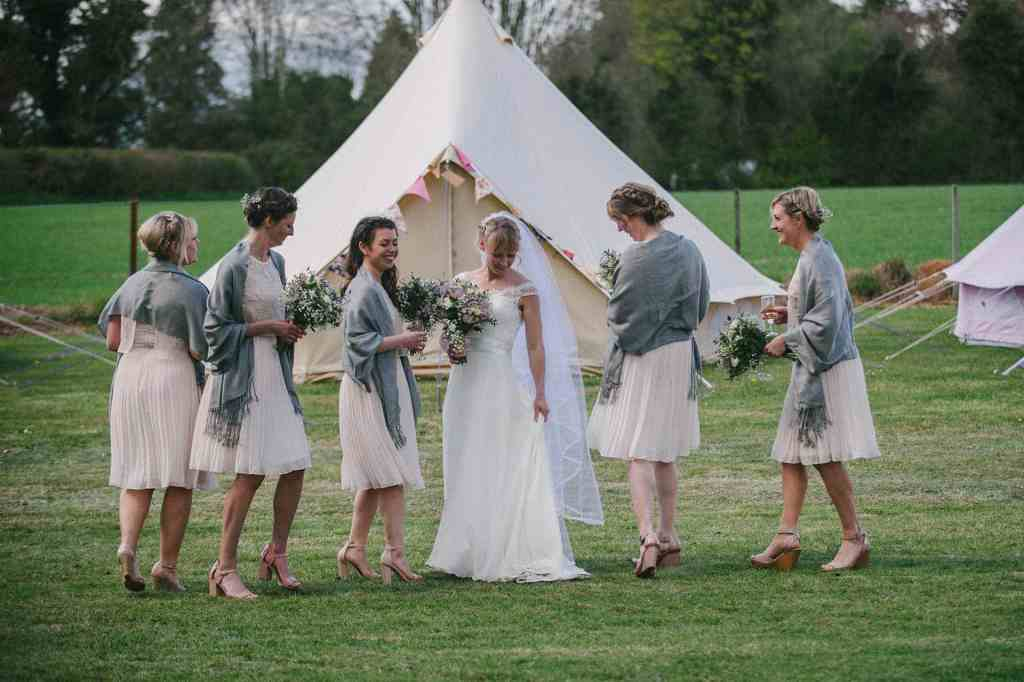 Baylily bell tent