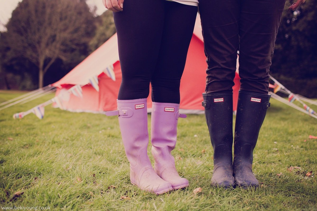 Hen Weekend Ideas | Glamping in Hampshire